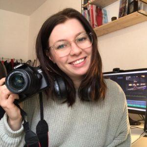 Referentin Lisa Geisler